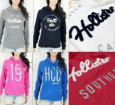 NWT Hollister By Abercrombie Women Boat Canyon Shine Pullover Hoodie Sweatshirt