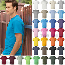 Fruit of the Loom - Heavy Cotton HD T-Shirt 100% cotton Tee S-XL 3930R - 3931