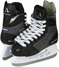 American Athletic Ice Force Boys or Mens Hockey Skates - 7, 8, 9, 10, 11, 12, 13