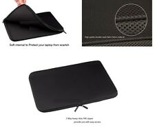 "15"" Cover Case Sleeve Bag for Apple MacBook Pro 15 with Retina Laptop - Black"
