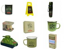 DADS ARMY GIFTS - MUGS - TANKARD - NOTEBOOK - TRAVEL FLASK Etc