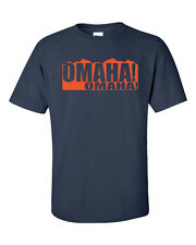 OMAHA OMAHA Peyton Manning DENVER BRONCOS Mountains Champs Men's Tee Shirt713