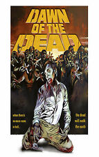 DAWN OF THE DEAD Movie Poster George Romero Zombies