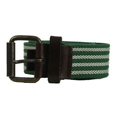 Howick Green/White Belt SRP £34.99