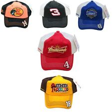2014 NASCAR Driver Caps Top Drivers Offered Adjustable Back Free Shipping