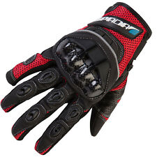 Spada MX-Air Motocross, Enduro, Trials, ATV Gloves Black/Red