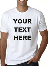 Buy your Custom Personalized T Shirt - Put Your TEXT - print what U want