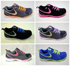 82013—Womens Fashion Sneakers Light Weight Athletic Tennis Sport Shoes Running