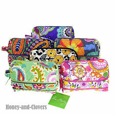 Vera Bradley - Small Cosmetic Bag - Some Retired - You Choose - NWT