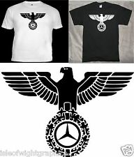 SPREAD EAGLE  QUALITY T SHIRT ALSO IN SMALL MERCEDES GERMANY