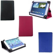 "Universal Adjustable Flip Leather Stand Case for Image 10.1"" Android Tablets"
