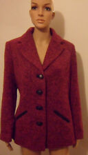 LOVELY COMFY & WARM LADIES WOOL BLEND JACKET FULLY LINED,  BY SALOOS, BRAND NEW