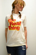 The Real Thing Coke Coca-Cola True Vintage T-shirt Deadstock