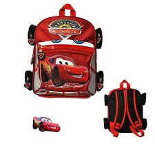 Popular Cars McQueen Kids Backpack School Bag for Child with two Wide straps