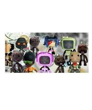 SACKBOY - PLAYSTATION - LITTLE BIG PLANET - SELECT YOUR KEYRING