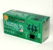 ***Authentic 3 Ballerina Dieters' Drink Slimming Tea Fast Shipping***