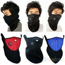 New Ski Snowboard Motorcycle Bicycle Winter Sport Face Mask Neck Warmer BG8U