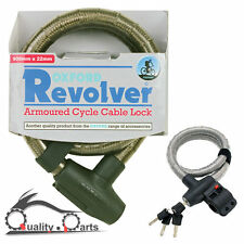 900 x 22MM  Oxford  Revolver Armoured Cable Lock Hardened Steel