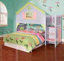 Doll House Stair Step Loft Bed