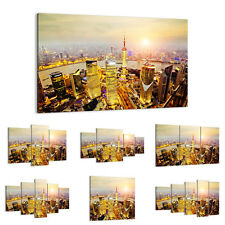 CANVAS PICTURE PRINT WALL ART PAINTING - MODERN HOME DECOR - 47 SHAPES - UK 2399