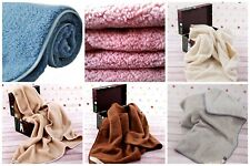 SALE!!! WOOLAMRKED MERINO PURE WOOL BLANKET 100% NATURAL , ALL SIZES