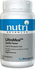 Nutri Advanced UltraMeal Low Metabolic GI Soy Shake Weight Loss Control 630grms