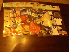 Jolees Large size pack  sports   themed  stickers