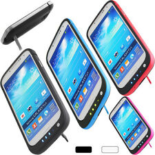 4200mAh External Backup Battery Power Charger Case F Samsung Galaxy S4 i9500 US
