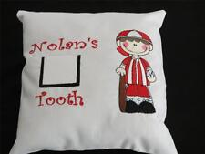 Tooth Fairy Pillow - Baseball Boy