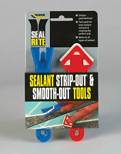 Everbuild Sealant Strip Out & Smooth Out Tool Twin Pack
