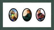 """Wood collage picture frame 3 opening 5""""x7"""" photos Multi-Photo/Collage Frame"""