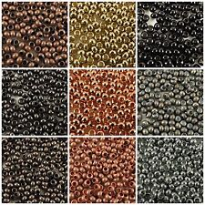 Bead Smith Metal Elements Seed Beads #6, 8,11