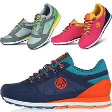 New Paperplanes Running Walking Athletic Womens Lace Up Sneakers Shoes