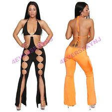 SEXY  Cut Out Jumpsuits Catsuit Costume Rave Raving Clubwear Exotic Dancer