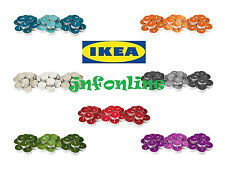 90 x IKEA scented tealight candles - 4 hr. - you choose from 7 different scent