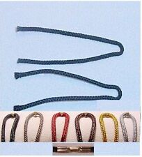 6, 7, or 8 Inch CORD WATCH BAND REPLACEMENT CORD - New