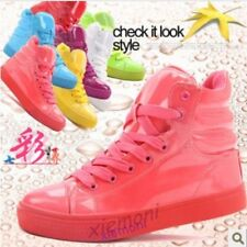 hot sell Women fashion Candy Platform Sneakers sport Men shoes boots Size US5-11