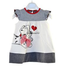 Baby Girls Dog Pattern Skirt Toddler Girls Romper One-Piece Outfit Dress 1-5Y