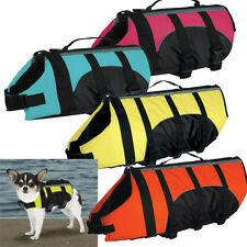 Guardian Gear Aquatic Pet Preserver Quality Dog Life Safety Jacket All Sizes