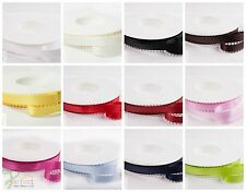 Shindo PICOT EDGE Highest Best Quality Loop Ribbon Favours/Crafts 10/15mm