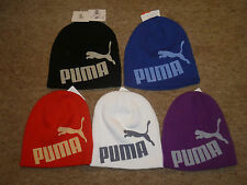 Bnwt Puma No1 Beanie Adult One Size Mens