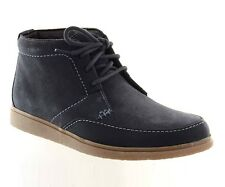 Clarks Brayer Sport Moc Mens Shoes Boots Navy Lace Up  Style #63307
