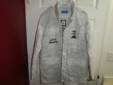 Adidas Star Wars Rogue Squadron S M65 white jacket Empire Strikes Back edition