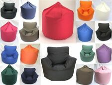 Extra Large / Children Size Bean Bag Or Seat Chair With Filling Beans