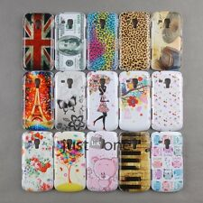 New Beautiful Skin Case Cover Hard Back f. Samsung Galaxy Trend Duos S7562 S7560