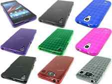 Flexible Crystal TPU Skin Multi Color Cover Case Accessory Cellphone Protector