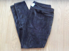 New With Tags Womens JUNE & DAISY  Corduroy Leggings-Size-XL