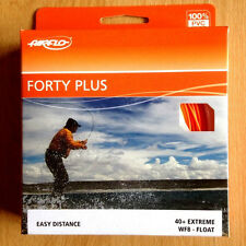 Airflo FORTY PLUS (40+) Extreme Super Dry Weight Forward Fly Fishing Line 2017