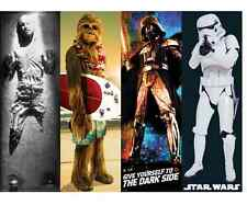 Choice of HUGE Star Wars Door Poster / Panoramic Poster. NEW Vader, Han Solo etc