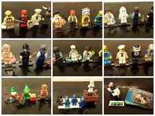 lego mini figure sets lots to choose from viking welder yeti painter gingerbread